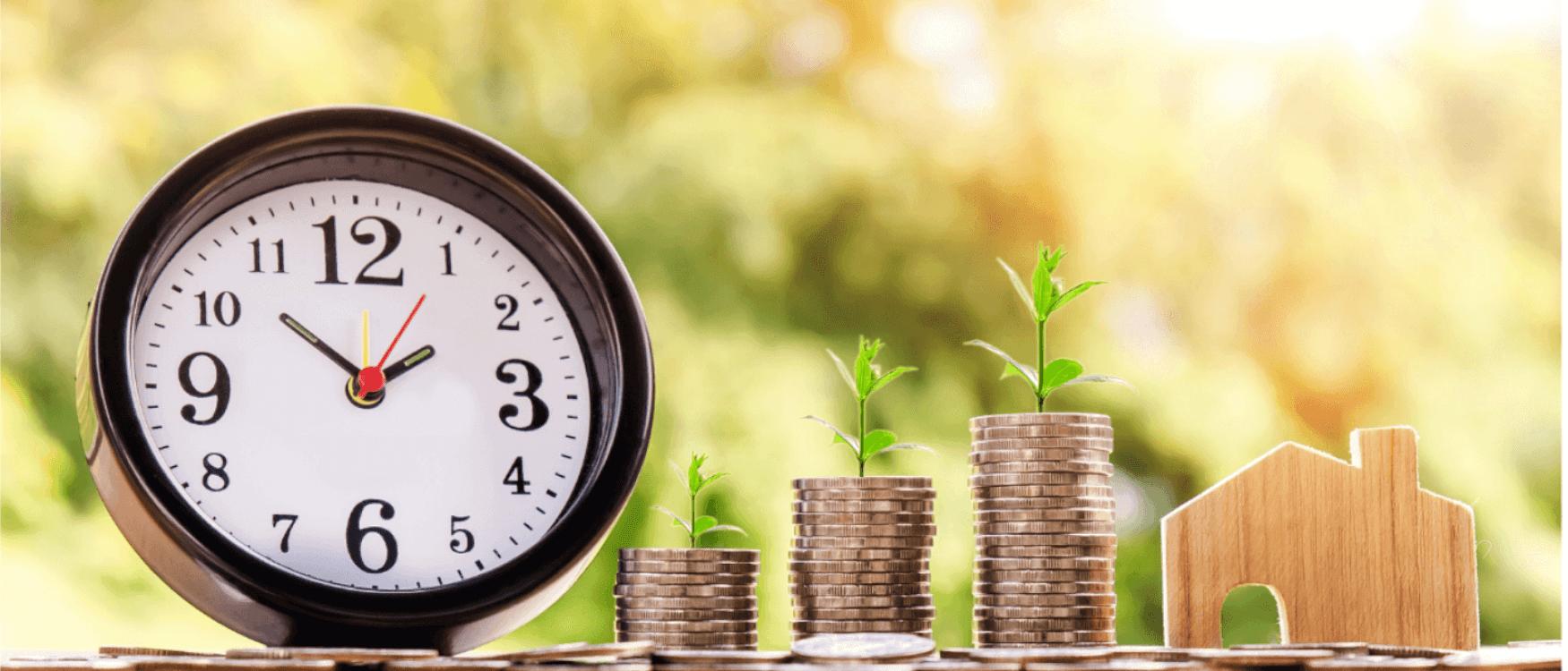 Vergleichen und Sparen Hintergrund